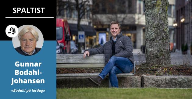 Direktør Arild Mortensen fikk trolig det svaret Isegran Eiendom ønsket seg fra advokaten som vurderte at offentlighetsloven ikke gjelder for det kommunalt eide selskapet, skriver Gunnar Bodahl-Johansen.