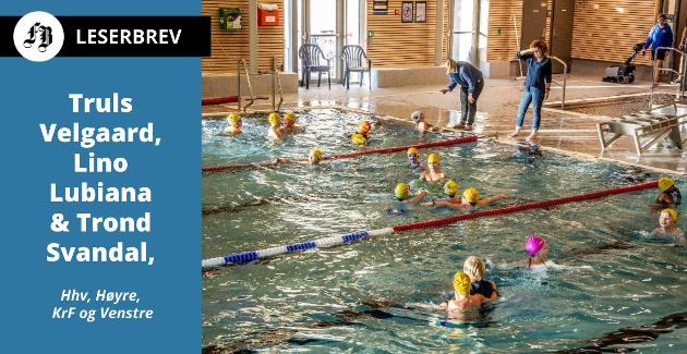 Pilotprosjektet «Svøm Fredrikstad» gir svømmeopplæring til 200 4. klassinger i Fredrikstad. Brevforfatterne berømmer samarbeidet med Kongstensvømmerne og vil utvide tilbudet heller enn å avvikle.