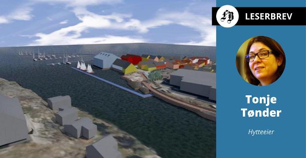 Planene for Marnet Marine Park innebærer at 80 ferieleiligheter skal bygges i området der restauranten St. Peter's allerede er etablert ytterst på odden.