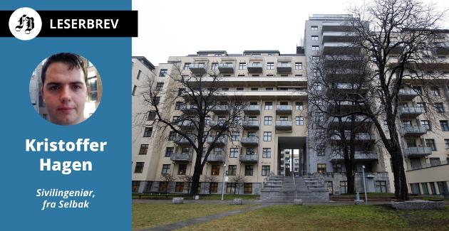 Statsbygg «tyvstartet» arbeidet på det som ble det populære boligkomplekset Pilestredet Park før Rikshospitalet flyttet ut, opplyser Kristoffer Hagen i innlegget.