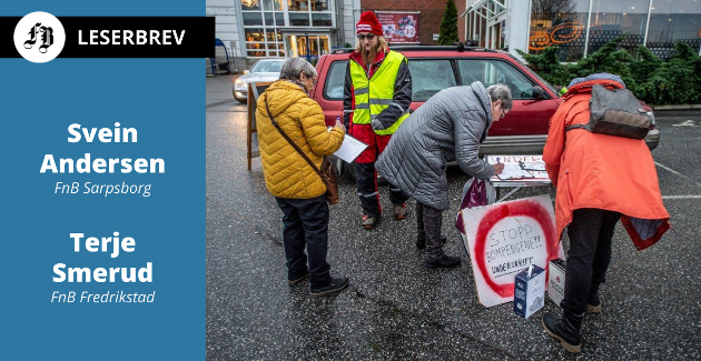 Med et tydelig bompengebudskap samlet partiet Alliansen underskrifter på Østsiden onsdag i forrige uke.