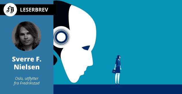 Sverre F. Nilsen er særlig opptatt av personvernets sårbarhet når han ser den raske utviklingen av kunstig intelligens.