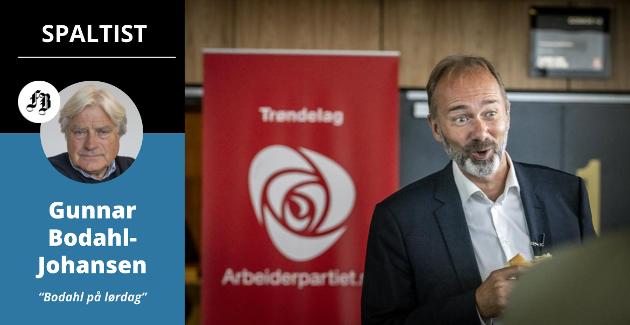 Nye beskyldninger gjorde Trond Giske uaktuell som leder, og Bodahl-Johansen påpeker at kravet til dokumentasjon gjelder fullt ut. Giske var selv i perlehumør under årsmøtet i Trøndelag Arbeiderparti.