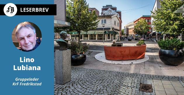 KrF stemmer med glede ja når kultur- og miljøutvalget onsdag avgjør om denne plassen i krysset mellom Nygaardsgaten og Arne Stangebyes gate/Olaf M. Holwechs gate skal kalles opp etter Hans Nielsen Hauge.