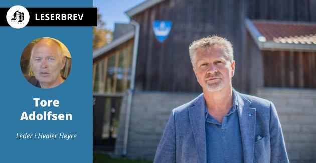 – Frustrasjonen har kommet til uttrykk gjennom spørsmål til rådmannen i politiske råd og utvalg og særlig under budsjettbehandling og økonomiske rapporteringer, skriver Høyre-lederen om bakgrunnen for .Dag Willien Eriksens avgang.