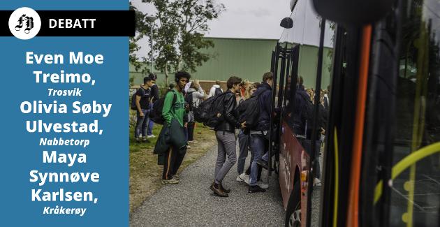 – Trafikksikkerheten vil øke, og målet om en nullvisjon kommer stadig nærmere, er ett av argumentene for for gratis buss for barn og ungdom.