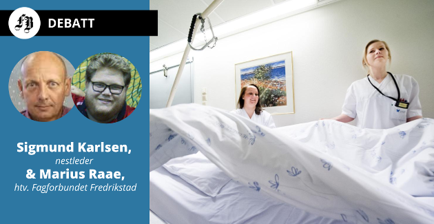 – Fredrikstad kommune er flinke til å ta imot lærlinger, men i stor grad kun i helse- og oppvekstsektoren. Hva med teknisk?