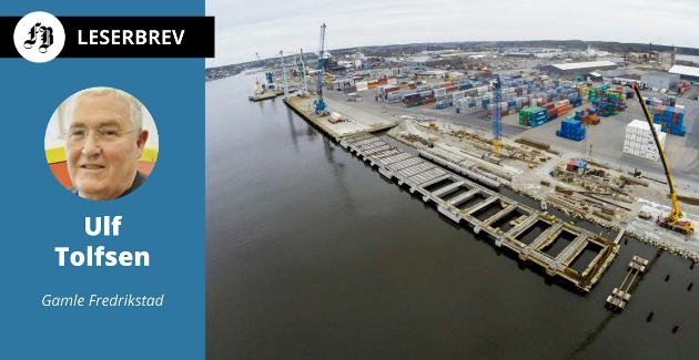 – Vi har internasjonal dypvannshavn for kontainere nær jernbane og E6.