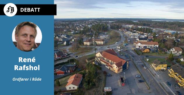 – Østfold til jeg dævver! skriver Råde-ordføreren. Oppskriften til lykkes  er å forbli i landets  mest folkerike fylke.