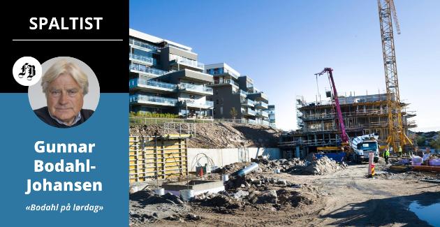 Den komplekse anleggsbidrag ble i sin tid brukt blant annet ved utbyggingen på Bryggerifjellet.