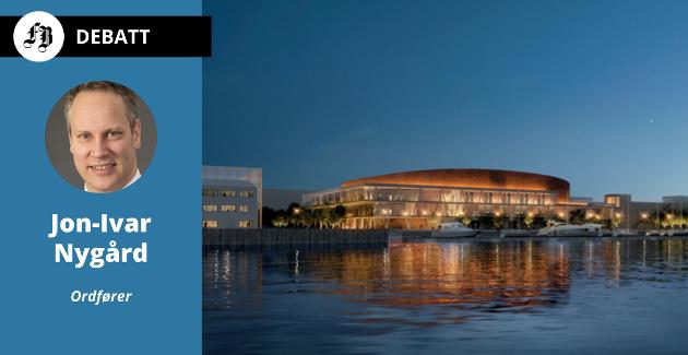 Stjernens drøm om ny arena for ishockey inneholdt et forslag om å bruke tomten til den gamle ishallen i finansieringen. Dette forslaget som ble utviklet til Isegran Eiendom,  opplyser Nygård.