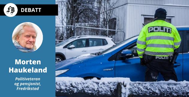 – Bruken av rusmidler må kontrolleres. Gatekapitalister og bakmenn må prioriteres av lokalt politi, skriver Haukeland. Arkivbilde/illustrasjon: Sarpsborg Arbeiderblad