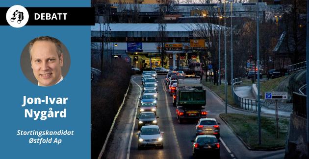 – Spørsmålet er, hvor er de nye veiene. Ja, vi kan legge til hvor ble det av flyplassen vår, investeringene i havnene våre og utbyggingen av Intercity som lovet?