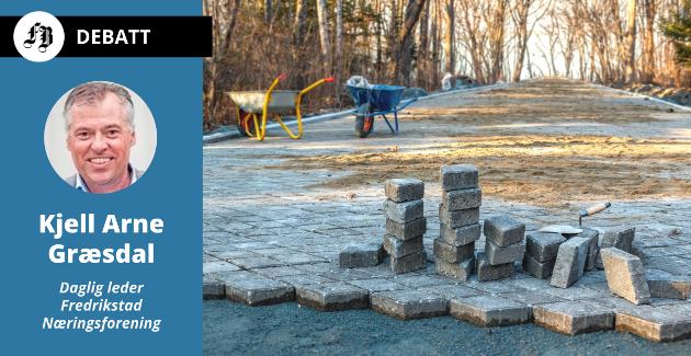 De komplekse reglene for momskompensasjon gjelder når utbygger står for offentlige oppgaver som  infrastruktur eller opparbeiding av fellesområder.
