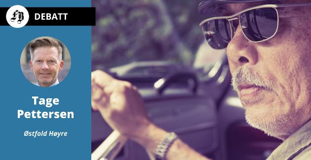 – Forskning fra Transportøkonomisk Institutt viser imidlertid at bilførere over 75 år har langt større risiko enn andre for å bli drept eller hardt skadet ved trafikkulykker.