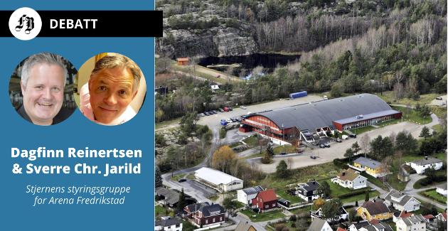 – Vi mente altså, da som nå, at det å rive Stjernehallen paradoksalt nok ville være til større nytte for isidrettene enn om den ble stående – forutsatt at det sannsynliggjorde realisering av Arena Fredrikstad.