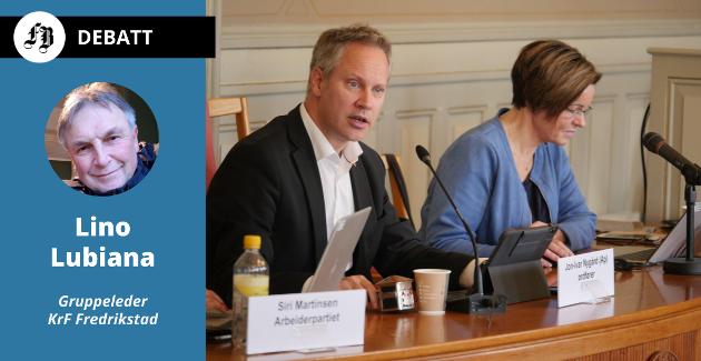 Ordfører Jon-Ivar Nygård og kommunedirektør Nina Tangnæs Grønvold har et særlig ansvar for at saker som skal behandles er godt belyst, heter det i Lubianas innlegg.