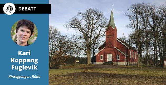 – Før siste nedstenging kom, var det en maksgrense på 50 besøkende i kirken, den ble strengt overholdt, så iblant måtte noen avvises, forteller Koppang Fuglevik som sogner til Tomb kirke.