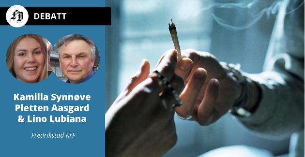 – Både IOGT Norge og stiftelsen Det Nytter, KRAFT bruker og pårørendeorganisasjon - er kritisk til prosessen og til legalisering av narkotika, forteller Lubiana.
