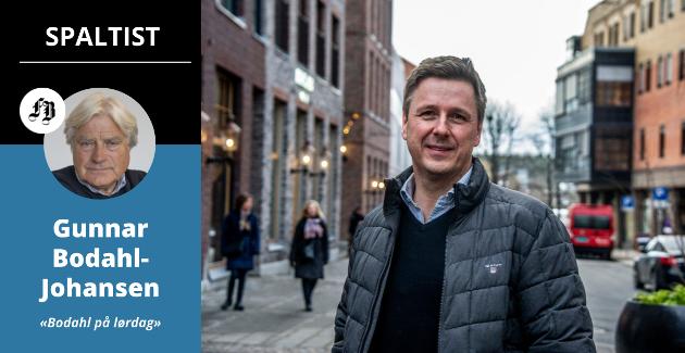 Bodahl-Johansen mener administrerende direktør Arild Mortensen (bildet) ikke har et holdbart argument når han mener søkere kan unntas fra offentlighet fordi stillingen er uten «særlig offentlig interesse».