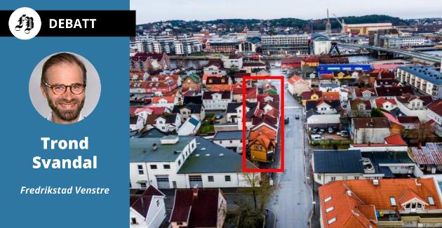 Veumbekken vil følge Holmegata når den åpnes. Husene på venstre side av  gata, fra Huths gate til Borggata, kan bli revet eller flyttet. Svandal har tidligere markert seg som sterk motstander av å rive.