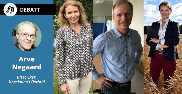 – Kjerstin Wøyen Funderud, Sp, (til venstre) støtter en slik forandring,  Truls Velgaard og Ingjerd Schou, Høyre, gjør det ikke. Jeg oppfordrer kandidater fra de andre partiene til å ifra hvor de står i saken.