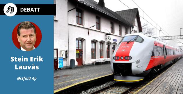 – Moderne jernbaneutbygging koster. Å skyve jobben foran seg, gjør det ikke billigere, bare dyrere, heter det i uttalelsen.