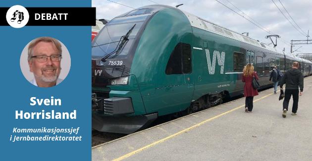 – Vygruppen lenge trafikkert strekningen Halden-Gøteborg for egen regning og risiko, med fire avganger hver vei fra og med desember 2019, opplyser Horrisland.