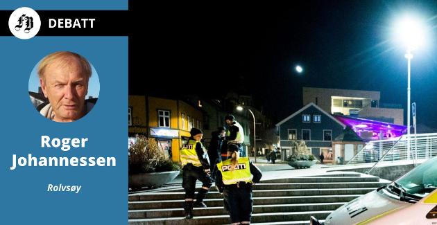 Roger Johannessen mener det siste tids debatt har vist at det finnes en ukultur i politiet. Arkivbilde/illustrasjon: Erik Hagen