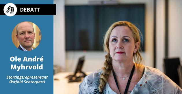 Hovedtillitsvalgt Yvonne Schilling har frontet saken for  politijuristene i Øst politidistrikt og varslet om arbeidsforholdene. Selv han hun ansvar for 400 straffesaker.