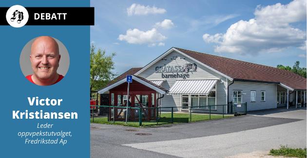 Fylkesmannens tilsyn i Gråtass barnehage på Torp startet debatten om kommunen har god nok oversikt over økonomien i private barnehager. Eierne mener tilsynsrapporten er full av feil.