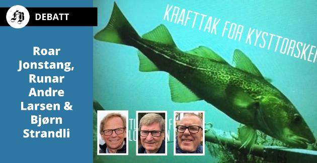 Forfatterne Roar Jonstang, Runar Andre Larsen og Bjørn Strandli nevner fem punkter som innsatsen bør konsentreres om.