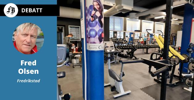 – Jeg snakker nå om de treningssentrene som bruker mye på renhold, å vaske apparater og har nok folk i arbeid på sitt gym, skriver Olsen. Her er det ingen trengsel.