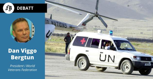 – Totalt har Norge deltatt med rundt 9000 der siden begynnelsen i 2001/2002. I den tidlige fasen hadde vi oppdrag med blant annet transportkontroll og senere en sykehusenhet.