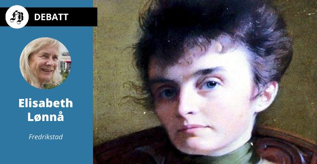 Katti Anker Møller, en av norsk histories mest kjente kvinnesaksforkjempere, er den eneste kvinnen som fikk plass på listen «er dette Fredrikstad-historiens største navn?»