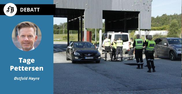 Innreiseforbudet har skapt trøbbel for grensependlere og norske arbeidsgivere. Tage Pettersen mener kompensasjonen som nå kommer på plass og styrker norske bedrifter og deres konkurranseevne.