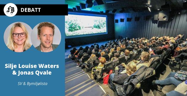 –  Begrenset åpning av kino, konserter og teater var mulig nå. Det er gode alternativer til uorganiserte samlinger, mener Waters og Qvale.