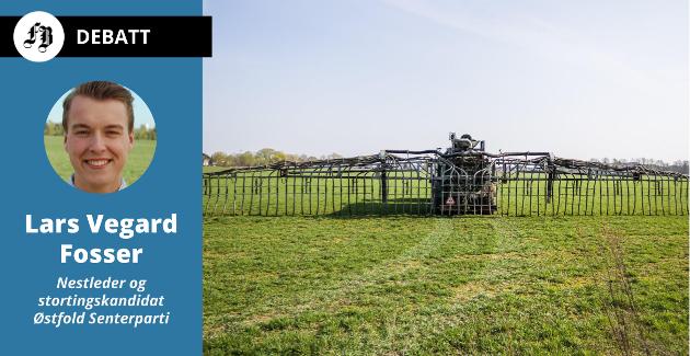 Stortingskandidat Lars Vegard Fosser (Sp) mener regjeringens tilbud i jordbruksoppgjøret verken gir fremtidstro eller forutsigbarhet for bonden.