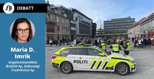 Forskjellsbehandling fra politiets side, for eksempel i trafikkontroller som ikke oppfattes som tilfeldige, er blant problemene ungdom rapporterer til Maria D. Imrik.