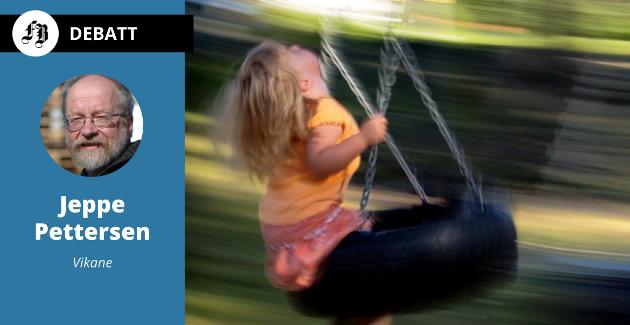 En bedre fremtid for barn som blir tatt bort fra sine biologiske foreldre er et viktig moment i modellen Pettersen beskriver.