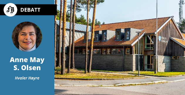 – For Hvaler Høyre framstår saken som et paradoks, skriver nestlederen i Høyre i sin begrunnelse for å stemme slik rådmannen innstilte – på at hytta ikke skal brukes som helårsbolig.
