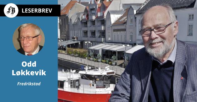 Løkkevik mener Svein Roald Hansen er godt dekket gjennom vaksineprogrammet i hjemkommunen Fredrikstad.