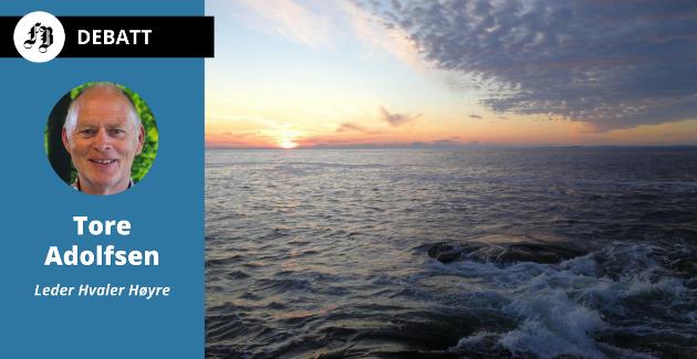 –  Det vil bli mer til alle med slike fredede områder der fisk og skalldyr får være i fred og reprodusere seg. Det er havets settepoteter på en måte, illustrerer Hvaler Høyre.