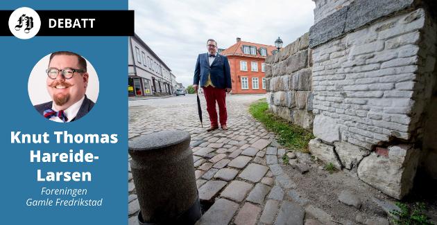 Styreleder Knut Thomas Hareide-Larsen   skriver at foreningene for vern, handel og gårdeiere med med i utvalget.