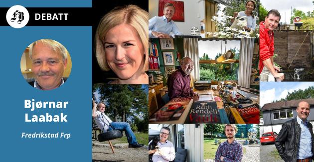 Laabaks beskjed til Østfoldbenken, her de som har sittet siden 2017: – Dere blir troverdig den dagen partiene fra Østfold blir enige om de viktigste prosjektene.