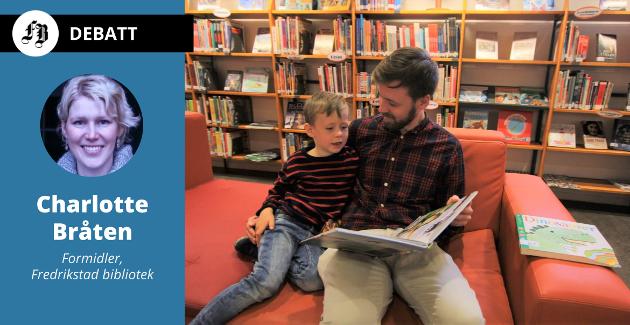 –  Forskning viser at det er mange fordeler ved å lese for barna fra de er små. Det har til og med blitt hevdet at man kan bli et mer empatisk menneske av å lese skjønnlitteratur, fordi man gjennom bøkene lever seg inn i andre mennesker.