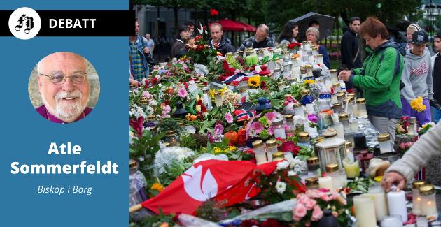 – Det var ingen tragisk ulykke som rammet statsansatte og ungdommer på sommerleir. Det var et bevisst politisk angrep.