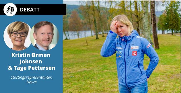 Internasjonale regler i idretten setter en stopper for at skihopper Maren Lundby og hennes konkurrenter kan hoppe i Vikersundbakken.