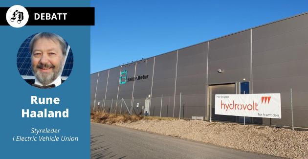 Den nye fabrikken som Norsk Hydro/Hydrovolt bygger på Øra vil komme i prøvedrift i løpet av året.