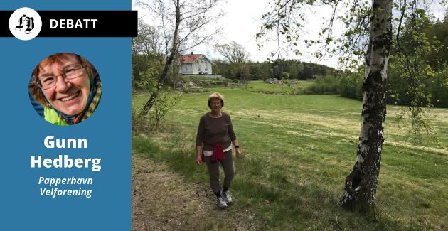 Du kan gå Singløya på langs og tvers, på fine stier og grusveier.